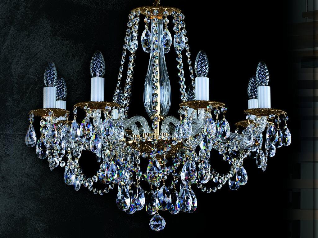 kristalovy-lustr-sklenena-ramena